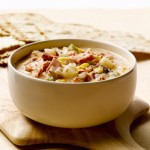 Quick Alaska Salmon Chowder
