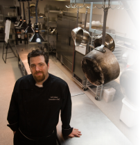Meet Executive Chef Erik Slater
