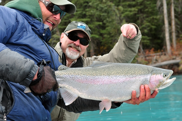 Photo Courtesy of Alaska Trout Fitters Fly Shop
