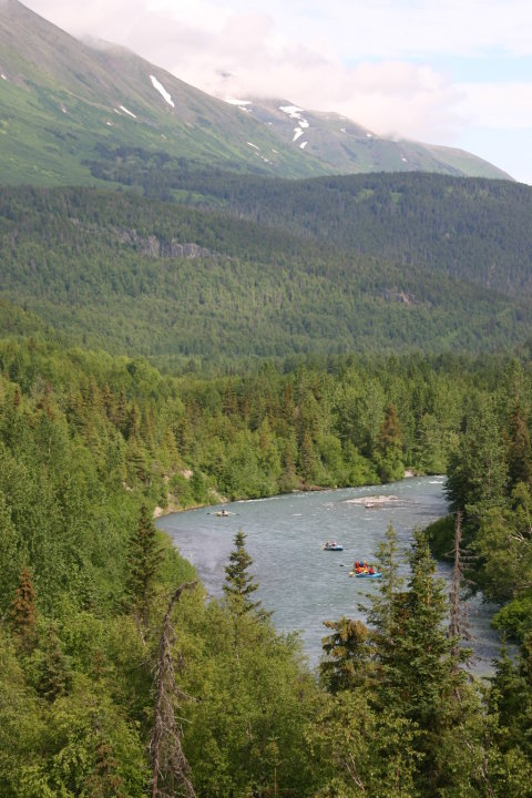 Photo Credit: Chugach Outdoor Center