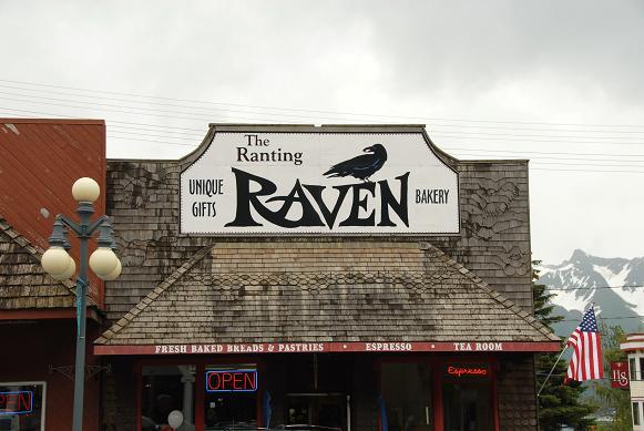 Ranting-Raven