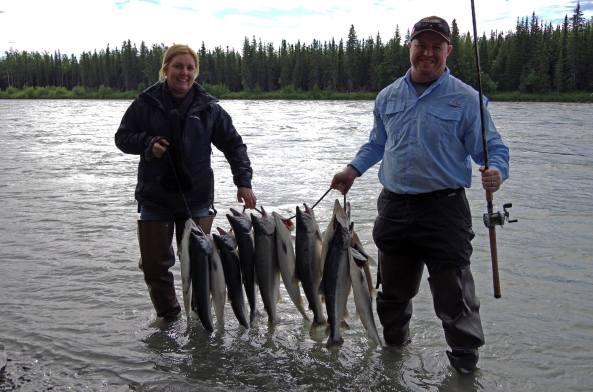 Photo Courtesy of Alaska Fishing with Mark Glassmaker, Inc.