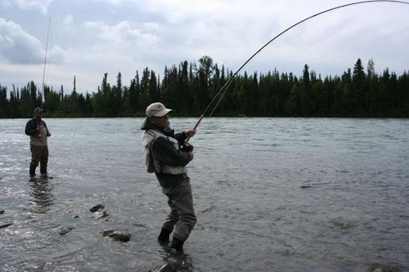 Photo Courtesy of Alaska Legacy Fishing Lodge