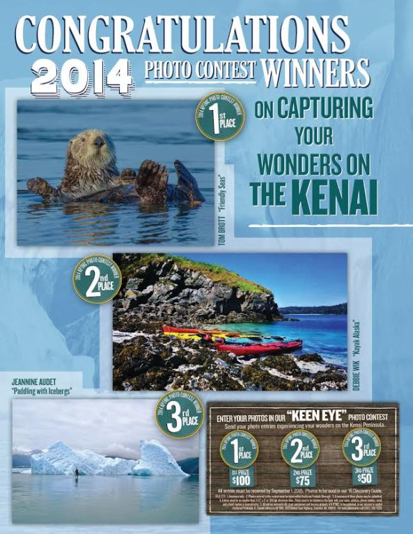 Keen Eye Photo Contest Winners 2014