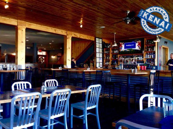 Chinooks Bar Seward Alaska