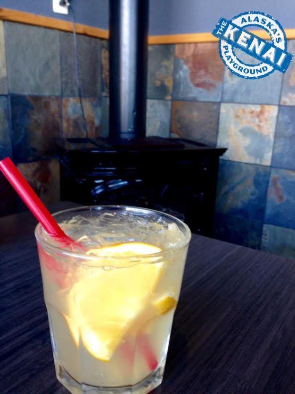 ginger snap chinooks restaurant seward alaska