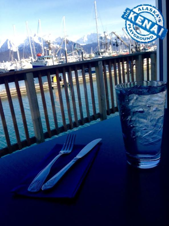 Chinooks Restaurant Seward Alaska