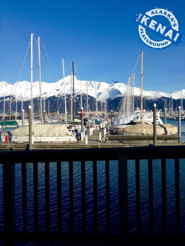 Chinooks Bar and Grill Seward Alaska