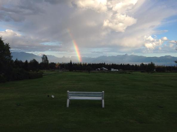 Photo courtesy of Homer Golf Course Facebook page.
