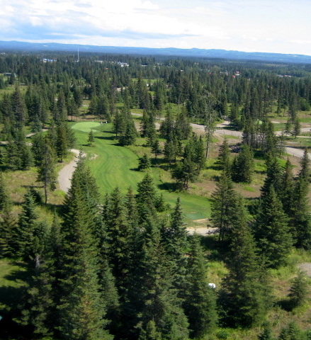Photo courtesy of Fireweed Meadows Golf Course.