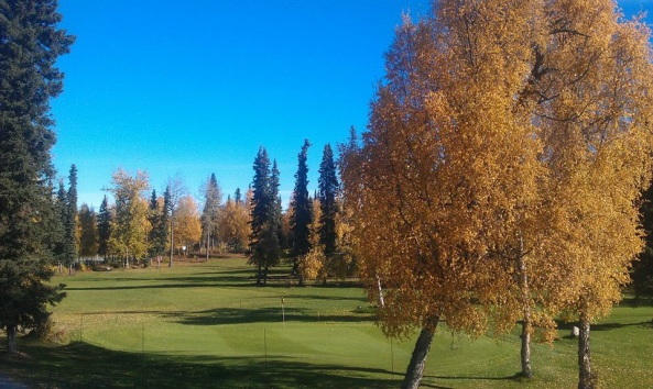 Photo from Birch Ridge Golf Course in Soldotna, AK