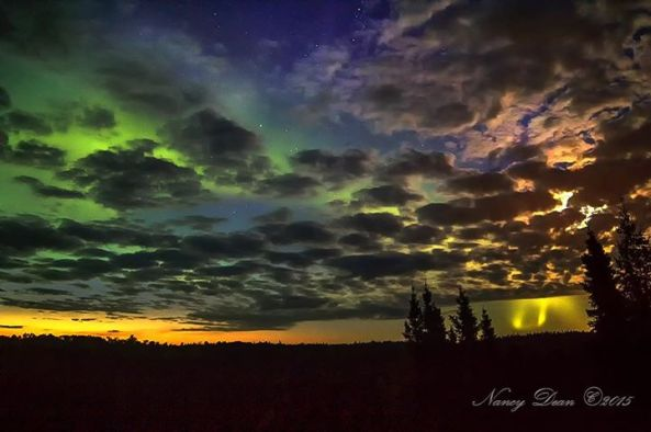 Photo from Nancy Dean‎ taken in Sterling, Alaska.