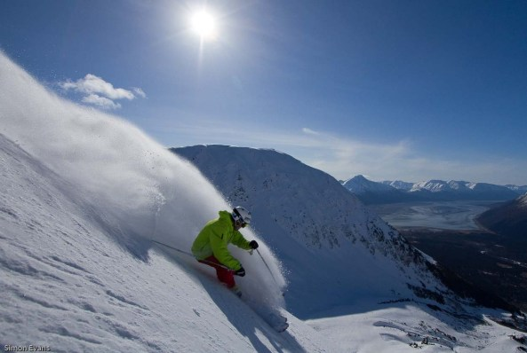 Photo from Alyeska Resort Facebook page.