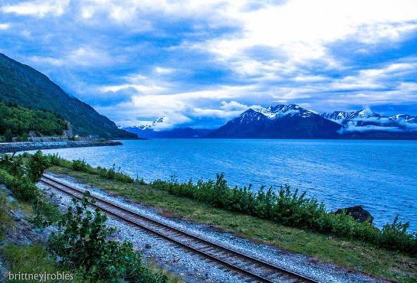 Photo by Brittney Robles. Shared from I Love Alaska Facebook page.
