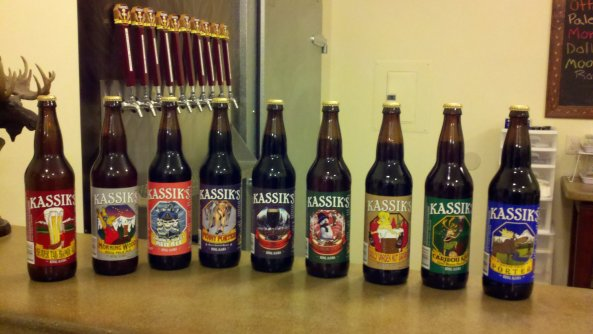 Photo from Kassik's Brewery Facebook page.