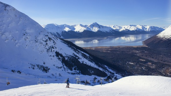 Photo from Alyeska Resort.