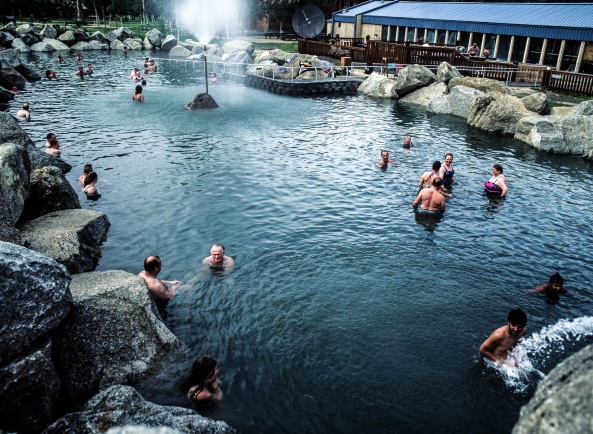 Photo from www.alaska.org of Chena Hot springs.