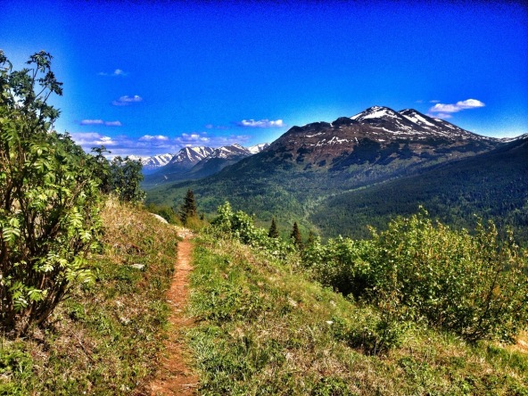 Hideout Trail. Photo shared from www.trover.com.