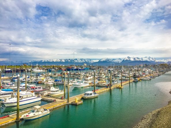Homer Boat Docks
