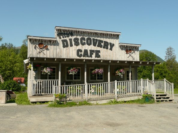 Facebook - Tito's Discovery Cafe, Hope, AK