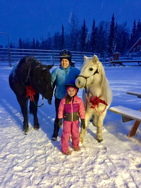 PC: Alaska C & C Horse Adventures - Facebook
