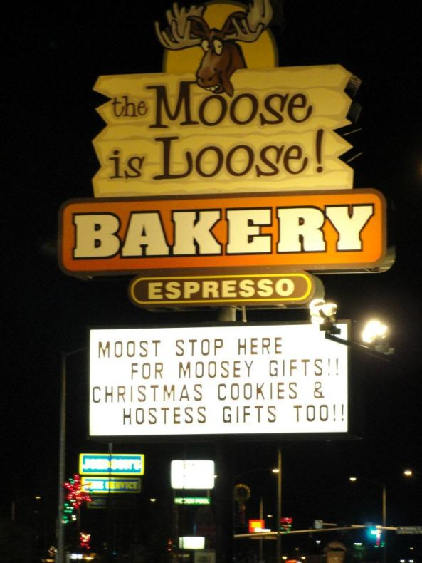 PC: The Moose Is Loose - Facebook