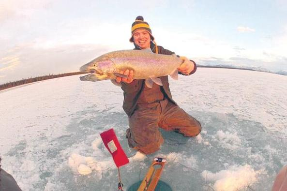 PC: Alaska's Angling Addiction, Peninsula Clarion