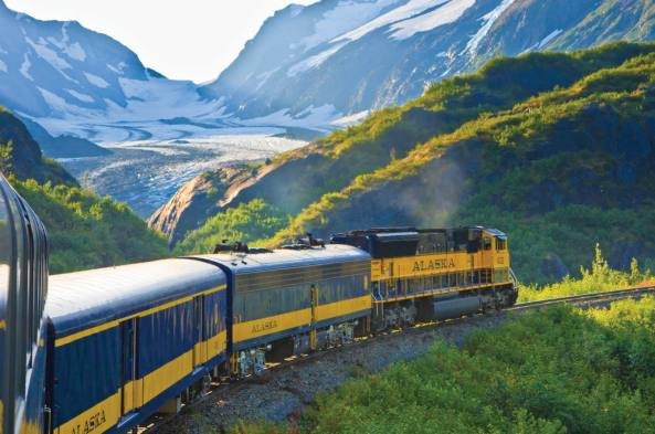 PC: Alaska Railroad - Facebook